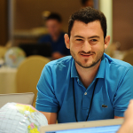 Stefan is from Israel and is passionate about online evangelism in his country