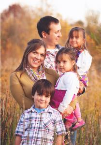 Barela family